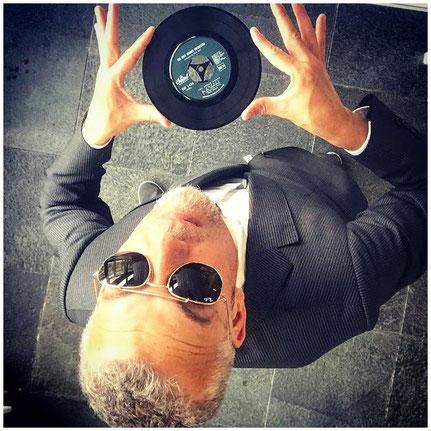Jazz DJ Meneer Funkel