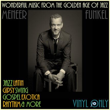 Vinyl Jazz DJ Bedrijfsfeest