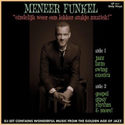 EVENT DJ * Meneer Funkel draait plaatjes!