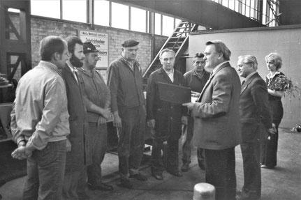 Mechanische Werkstatt Laubusch