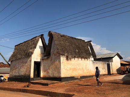 Ashanti Besease shrine