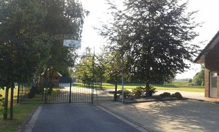 Eingang Schützenplatz