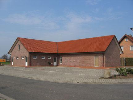 Schützenhaus aus Richtung Fresenburger Strasse