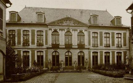 Hôtel de Chepy, résidence de Jacques Boucher de Perthes puis Musée Boucher-de-Perthes /  © Bibilothèque Municipale Abbeville