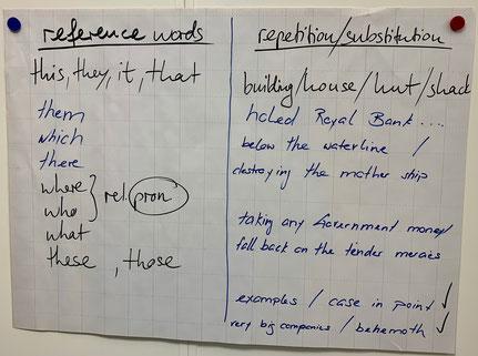 SB U2b, p30: linking (Language nr4)