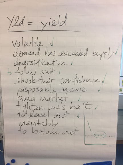 Student's Book Unit 2a, Stocks and Shares, p25, Listening 1 nr 1