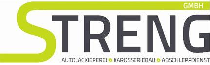 KFZ-Reparatur Forchheim und Umgebung  Logo Autolackiererei Streng GmbH