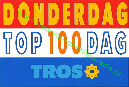 Donderdag top 100 dag