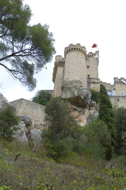 Bild: Château de la Barben