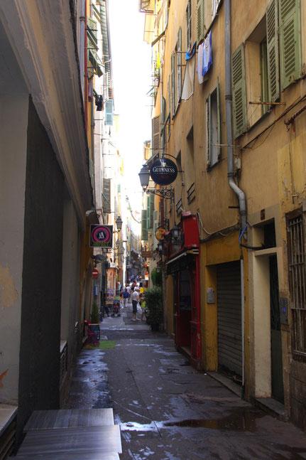 Bild: Altstadt Nice (NIZZA)
