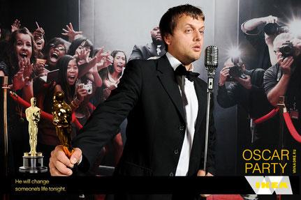 Фотосессия Оскар