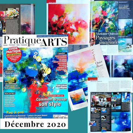 Magazine Pratique des Arts n° 154