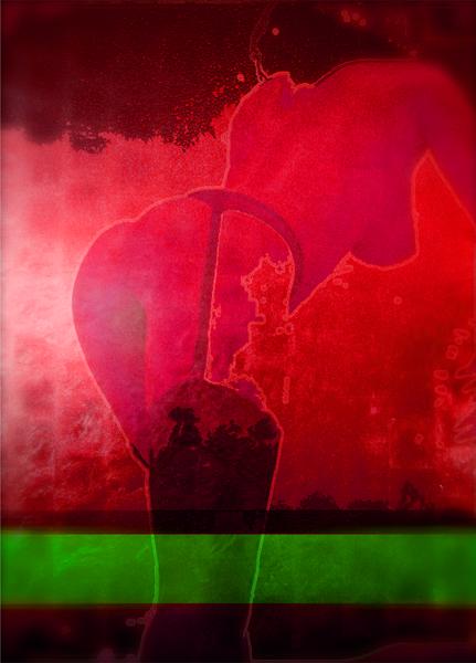 einzigartige, exklus. Kunst von M. A. MARTIN - Berlin - Mallorca