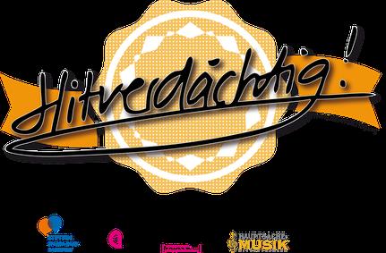 Hitverdächtig-Logo