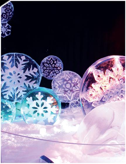 Weiße Schneelandschaften lassen einfach das Herz aufgehen – nicht nur in der Natur. Schneedekorationen verleihen auch Weihnachtsfeiern, Partys oder Produkt-präsentationen besonderes Flair und faszinierenden Glanz. Snow-Industries erweckt diesen Winterzaub