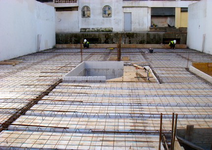 construction isolation maroc