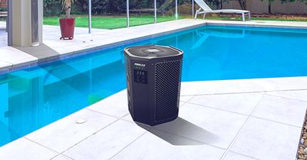 Pompe di calore per piscine Vertigo FI