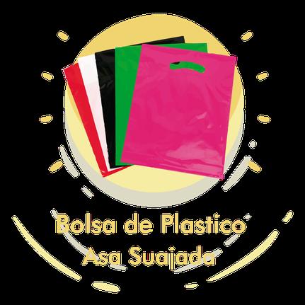 Bolsa de Polietileno con Asa Suajada
