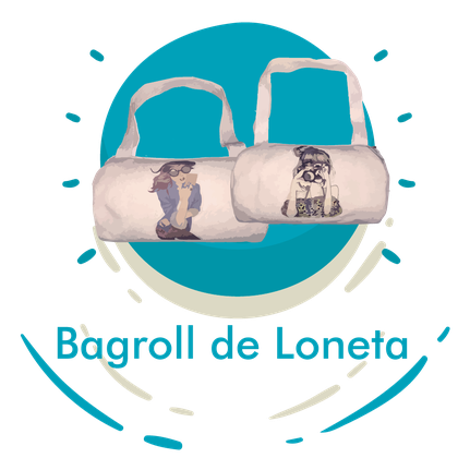 Bagroll de Loneta
