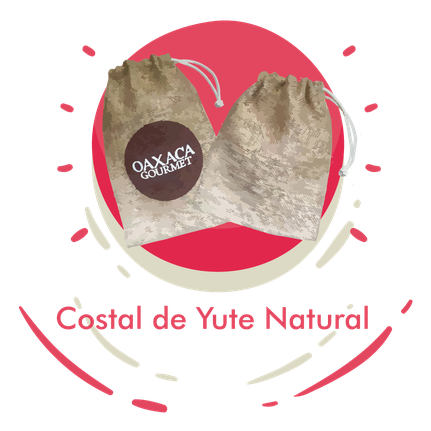 Costal de Yute Natural