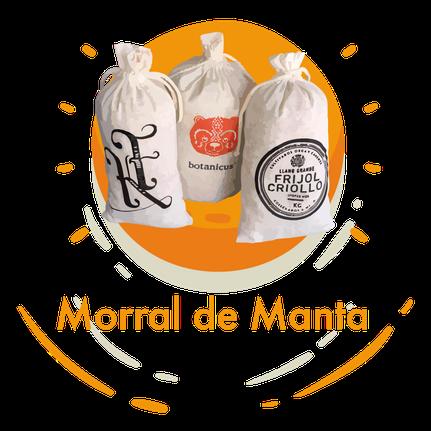 Morral de Manta