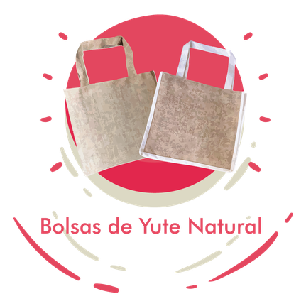 Bolsa de Yute Natural