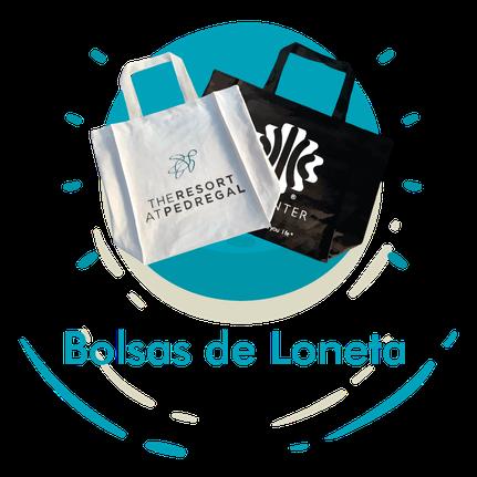 Bolsas de Loneta