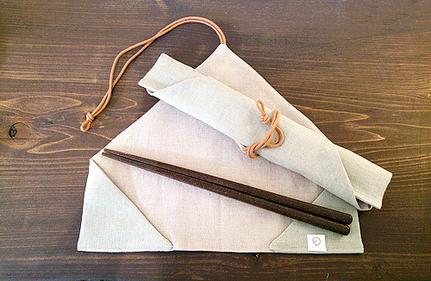 ヨシのお箸セット