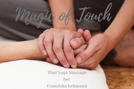 """Weihnachtsgeschenk Geschenkgutschein Thai Yoga Massage Köln  """"Entspannung schenken"""""""