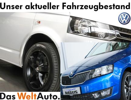 >> Unser tagesaktueller Gebraucht-und Jahreswagenbestand >>