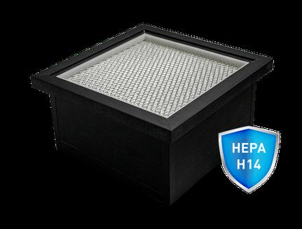 HEPA 14 Filter (H 14)
