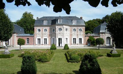Bagatelle aujourd'hui, façade avant / Photo APictche / CC Wikimedia