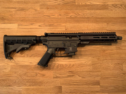 Windham Weaponry AR9 9mm