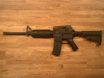 Windham Weaponry AR15 MPC HBC .223 Remington
