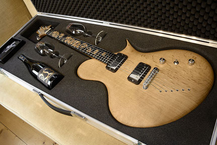 Gitarre Deidesheim Pechstein Eiche