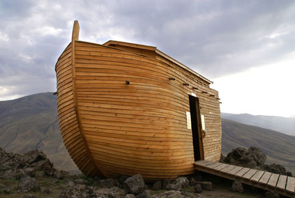 Die Arche Noahs - wurde sie tatsächlich von ihm gebaut?