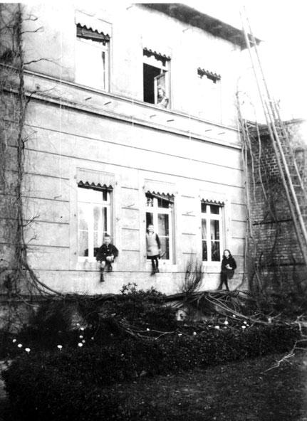 Kinder der Familie Ludewig - Aufnahme 1929