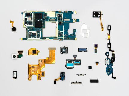 Évaluation RoHS d'un BOM de produits électroniques