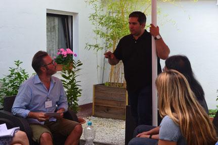 Spiritueller Lehrer, mit Menschen umgehen, Konflikte lösen ,  Coaching,  Geistheilerausbildung, Geistheiler Jesus Lopez