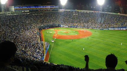 Huge crowds will soon be returning to Japanese stadiums