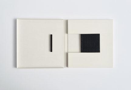 reliure d'art, livre minuscule, PAB, design du livre, book design, Pierre André Benoit,  Anne Goy