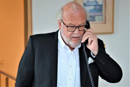 Rolf Bietmann, Geselschafter der B-CONNECT, im Profil