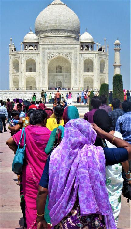 Taj Mahal Reise Hotels Tipps
