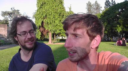 Emmanuel und ich
