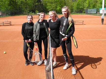 Tennis Punktspiel in Edemissen
