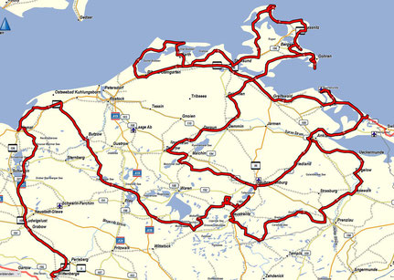10 Tage Norddeutschland