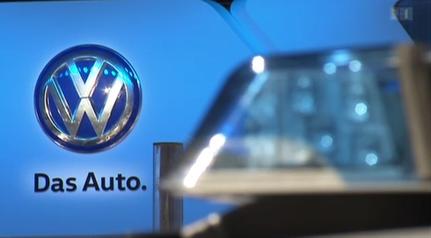 Der Ruf von VW wurde durch den Abgas-Skandal nachhaltig beschädigt. Bild: SRF