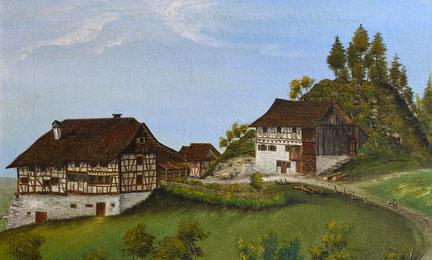 Ulrich Riser wohnte auf dem Straussberg