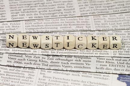 Symbolbild Newsticker