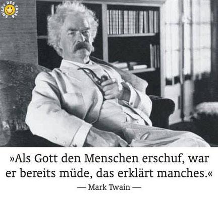 Bild: Mark Twain